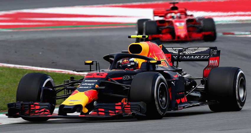 Voor In De Agenda Op Deze Data Presenteren De F1 Teams Hun 2019 Auto