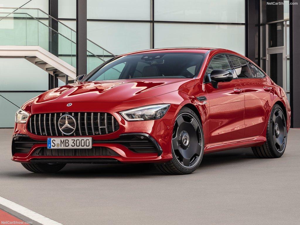 Mercedes-AMG-GT 43-4-Door