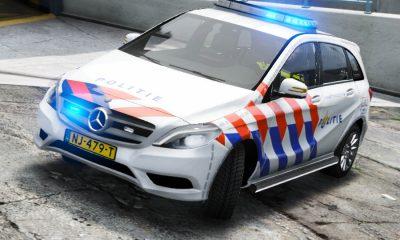 politie-nederland-mercedes-b-klasse-2018
