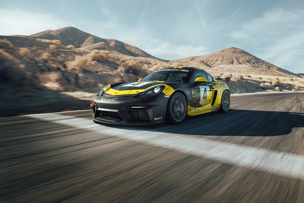 718-Cayman-GT4-Clubsport-front-side
