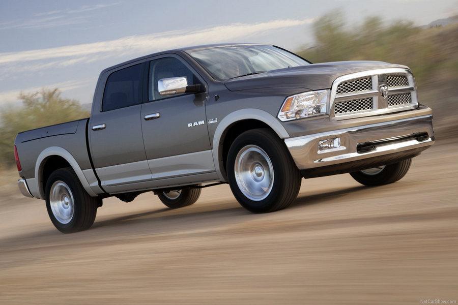 Dodge-Ram-1500-2009--right-side