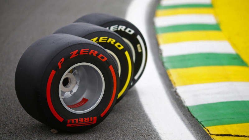 Pirelli banden formule 1 seizoen 2019