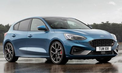Ford-Focus-ST-2019-voorkant