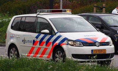 Politie-VW-met-kenteken-controle