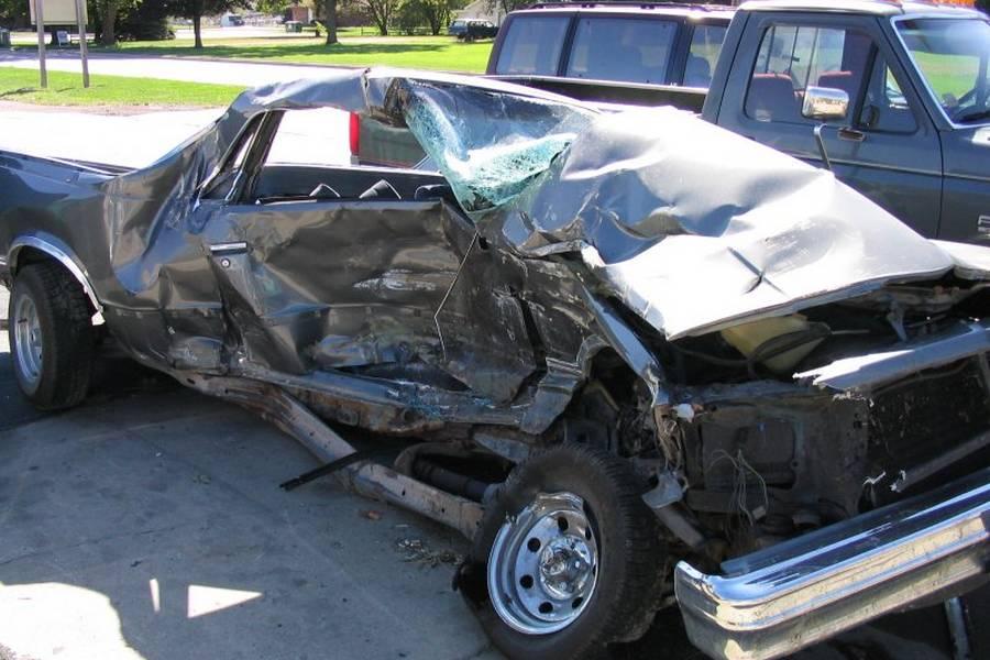 Car-crash-total-loss