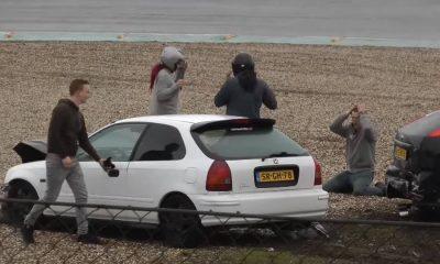 Honda-civic-crash-ford-focus-st-zandvoort