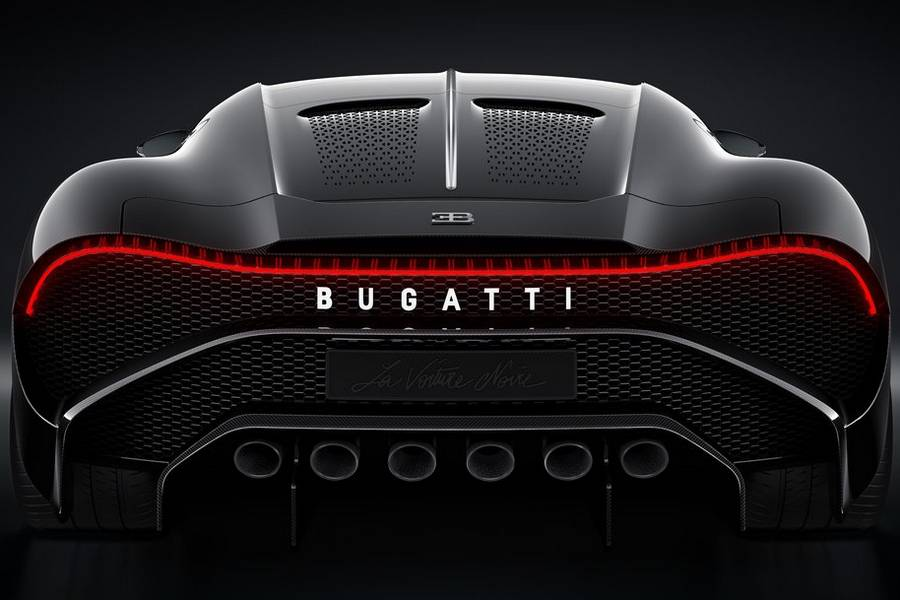 bugatti-voiture-noire-achterkant-led