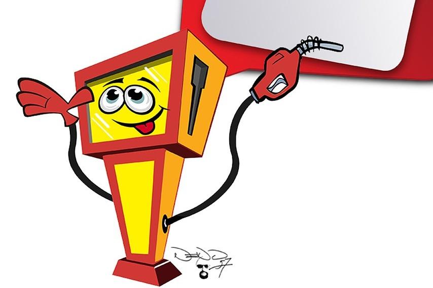 cartoon-benzine-elektrisch