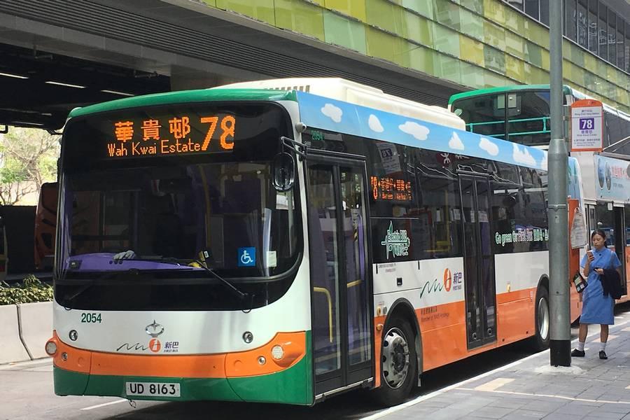 elektrische-bus-singapore-volvo