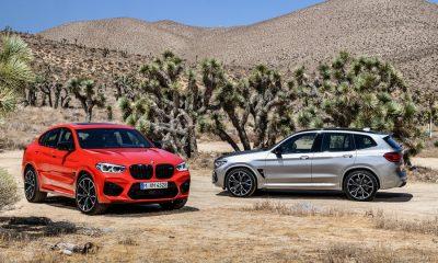 BMW-X3-X4-M-serie