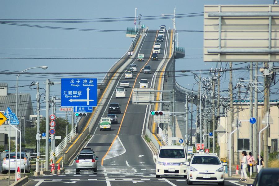 Eshima-oohashi-brug-japan