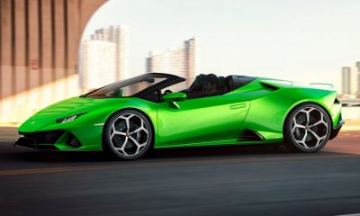 Lamborghini-Huracan-Evo-Spyder-2019-zijkant