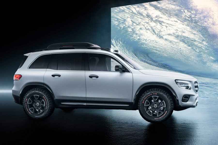 Mercedes-Benz-GLB_Concept-2019-zijkant