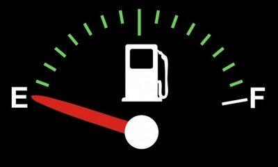 benzinemeter-leeg