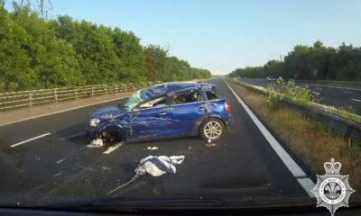 crash-wales-snelweg-politie