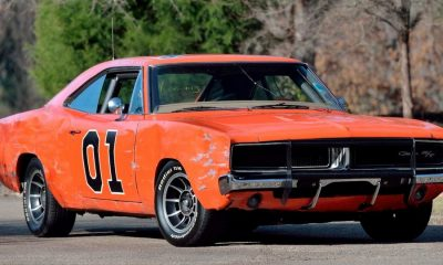 dodge-charger-general-lee-linksvoor