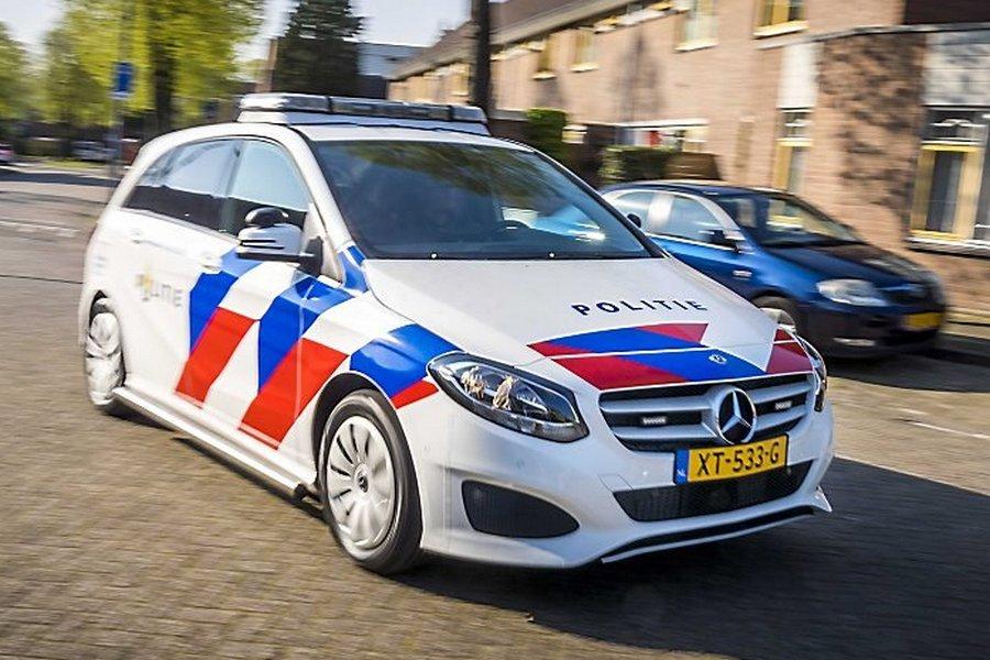 politie-auto-striping-linksvoor