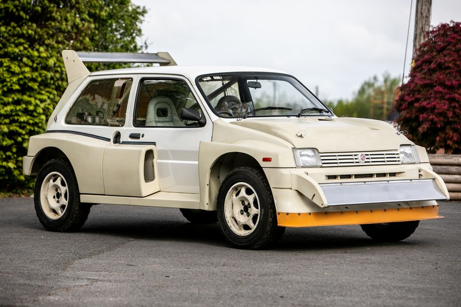 MG-Metro- 6R4-rally-left-front