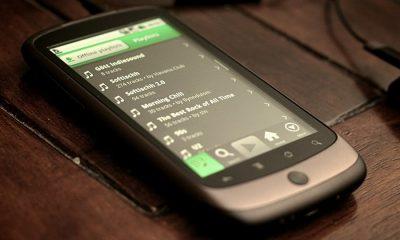 Spotify-phone