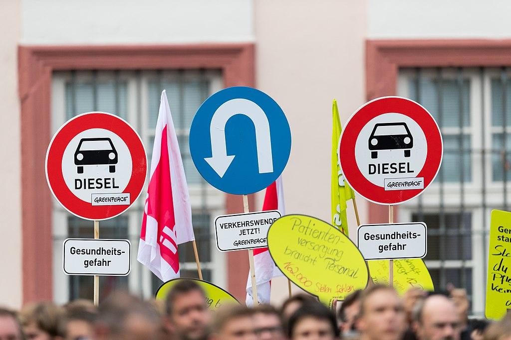 diesel-greenpeace-duitsland