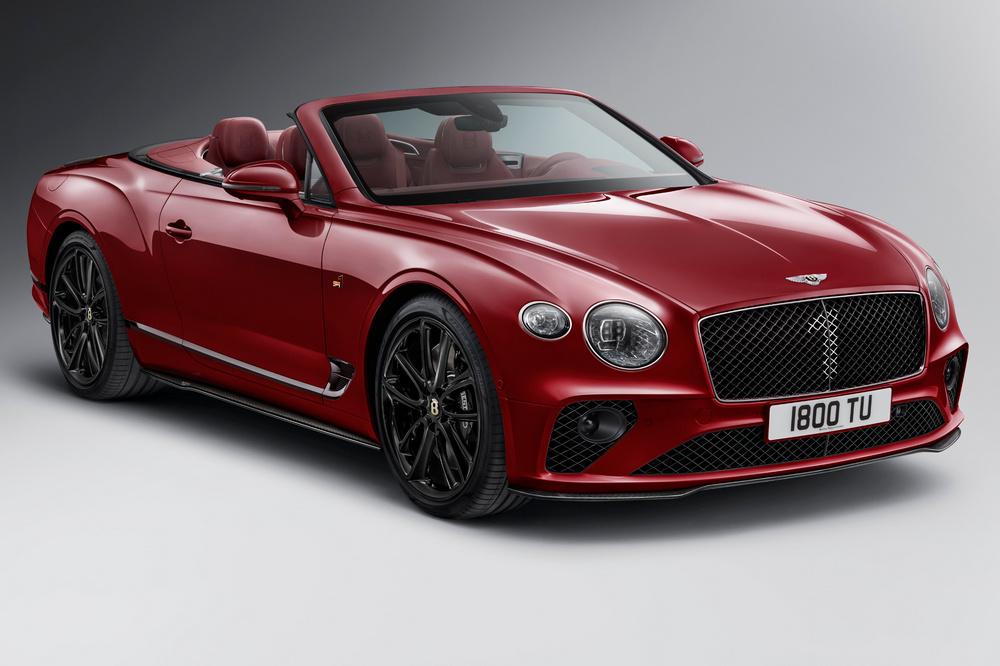 Bentley-Continental-GT-Convertible-Number-1- by Mulliner-linksvoor