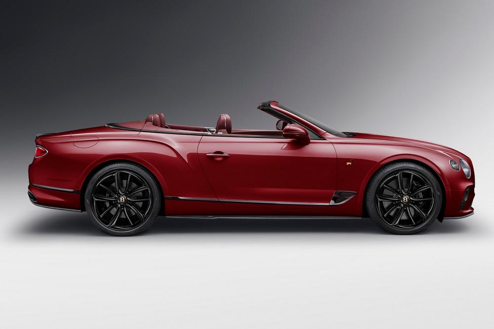 Bentley-Continental-GT-Convertible-Number-1- by Mulliner-rechter-zijkant