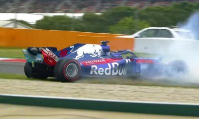 Formule1-crashcompilatie