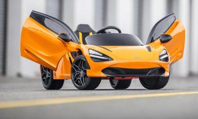 McLaren 720S Ride-On-open-deuren