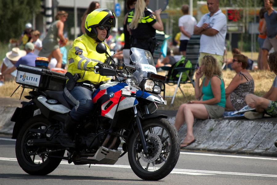 motoragent-politie