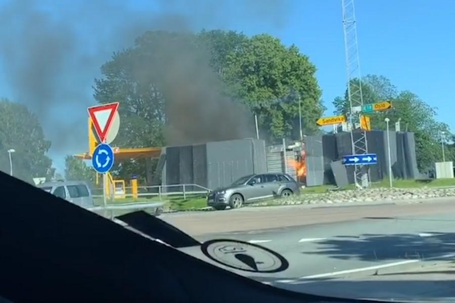 waterstof-tankstation-explodeert-noorwegen