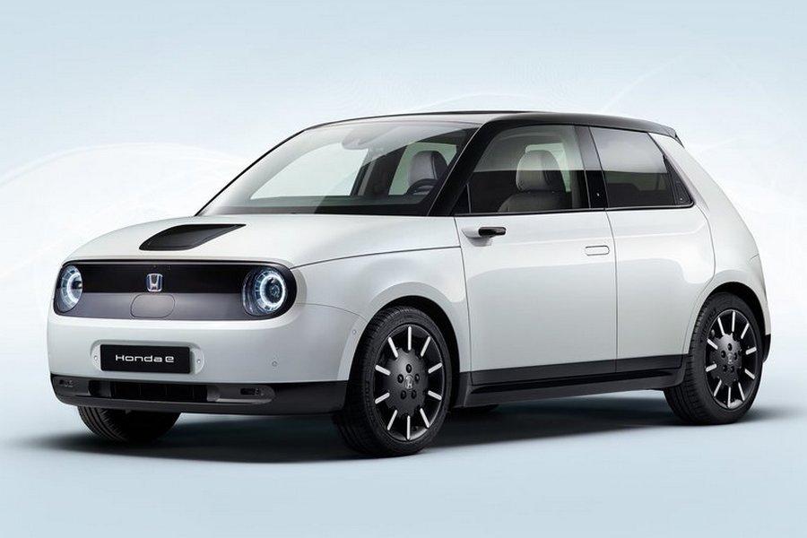 De Honda E Is De Nieuwste Elektrische Stadsauto Van Het Japanse Merk