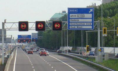 Amsterdam-Ringweg-A10-matrixborden