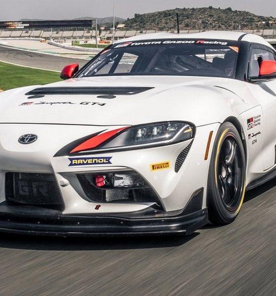 Toyota-Supra_GT4-2020-rechtsvoor