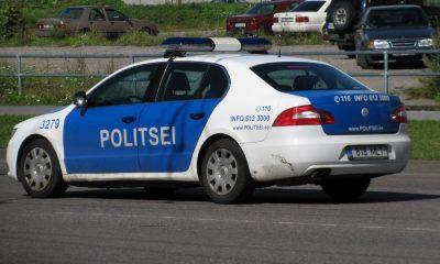 estland-politie-auto-boete