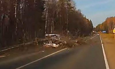 rusland-boom-ongeluk-dashcam