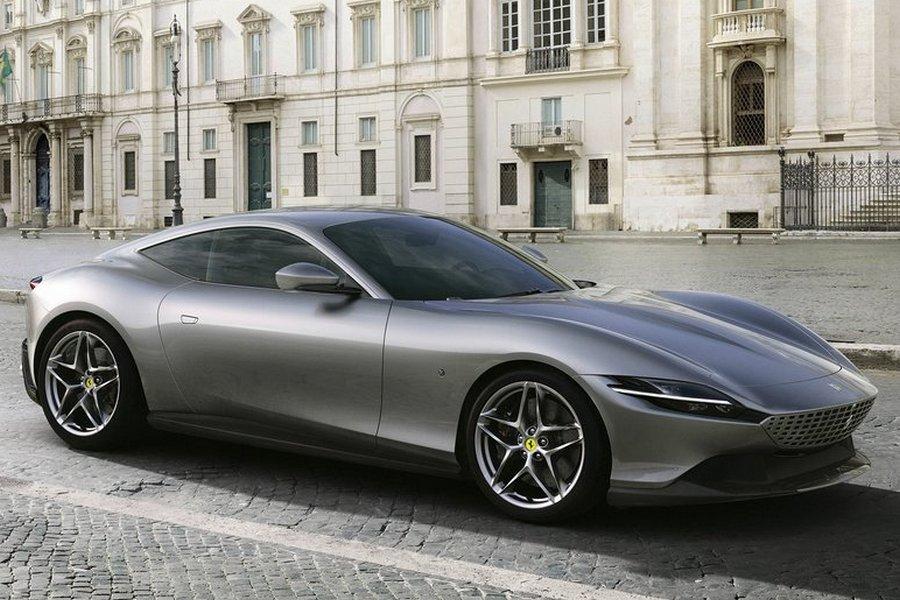 Ferrari-Roma-2020-linksvoor